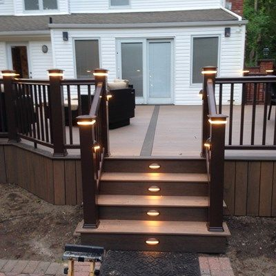 Multi-Level TimberTech - Picture 6759