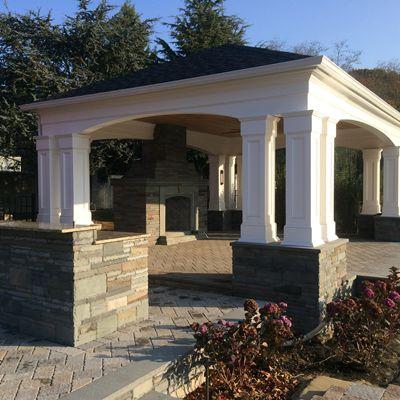 Fireplace Pavilion - Picture 6825