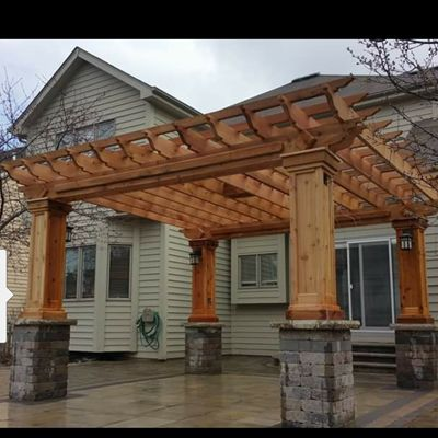 PERGOLA PROJECTS - Picture 6870