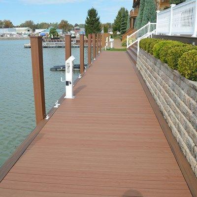 Low-Maintenance Dock - Picture 6882