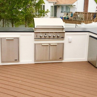 Bellmore NY Outdoor Kitchen - Picture 6999