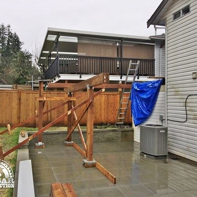 Deck Extansion - Picture 7051