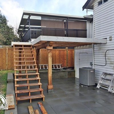 Deck Extansion - Picture 7052