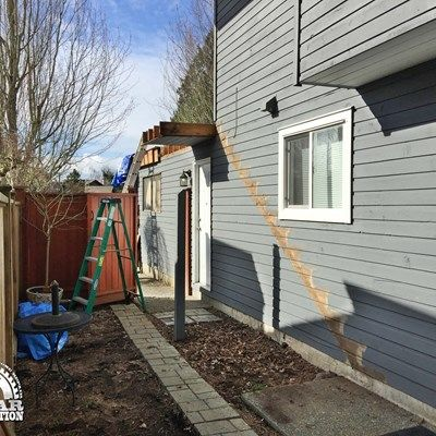 Vinyl Waterproofing & New Staircase - Picture 7088
