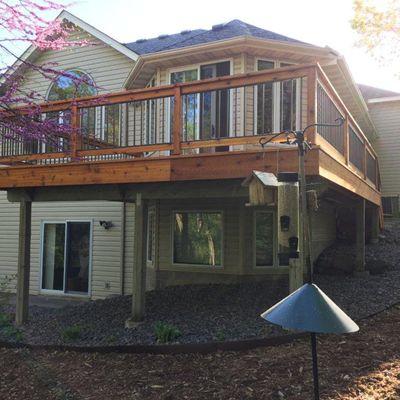 Cedar Deck - Picture 7128