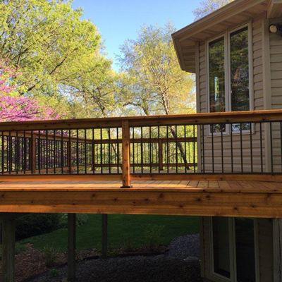 Cedar Deck - Picture 7129