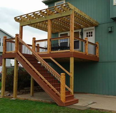 Deck Projects - Picture 7149