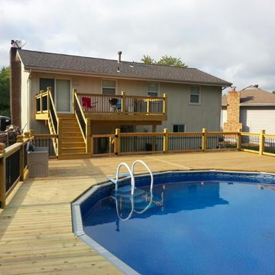 Deck Projects - Picture 7151
