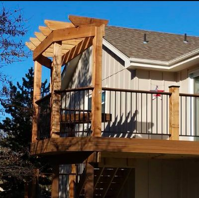Deck Projects - Picture 7161