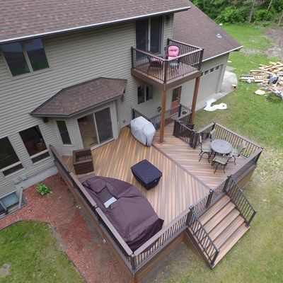 Kann Multi-Level Deck - Picture 7182