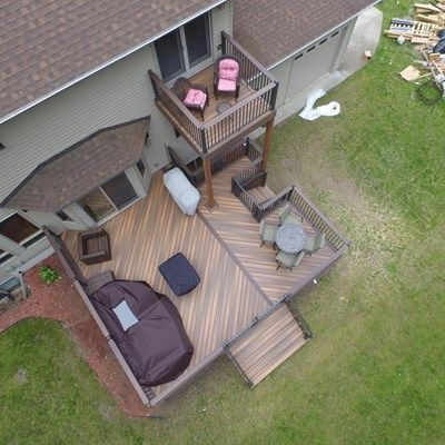 Kann Multi-Level Deck - Picture 7185