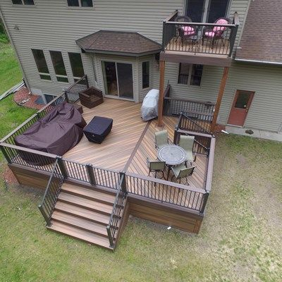 Kann Multi-Level Deck - Picture 7187