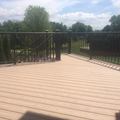 Woodbury MN Azek Deck - Picture 7278