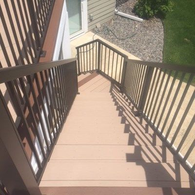 Woodbury MN Azek Deck - Picture 7280