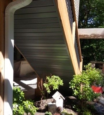 Inver Grove Heights MN Trex Deck - Picture 7286