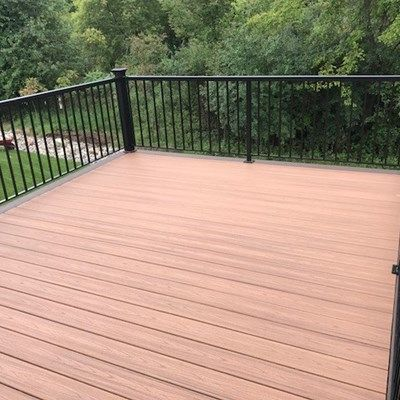 Low Maintenance Deck - Picture 7334