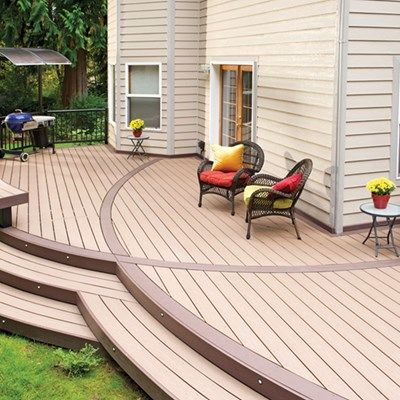 Composite Decks - Picture 7373