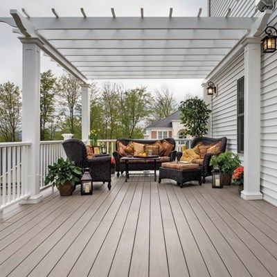 Composite Decks - Picture 7374