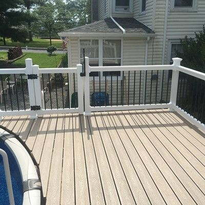 Trex Pool Deck - Picture 7429