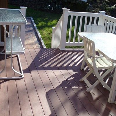 Hawthorne NY Deck - Picture 7434