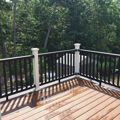 Tuckerton Trex Deck - Picture 7450