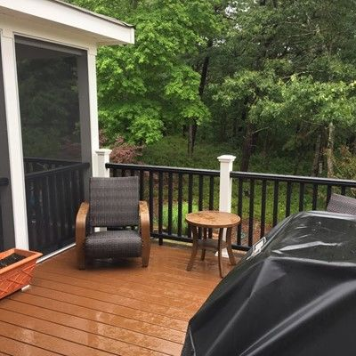 Tuckerton Trex Deck - Picture 7451