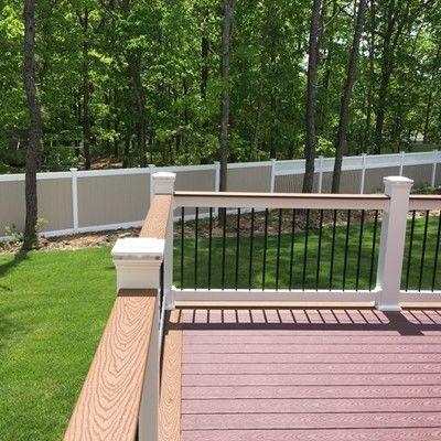Barnegat Trex Deck - Picture 7461