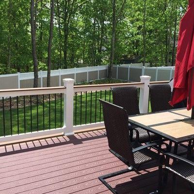 Barnegat Trex Deck - Picture 7462