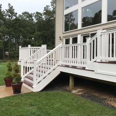 Barnegat,Nj Trex Deck - Picture 7466