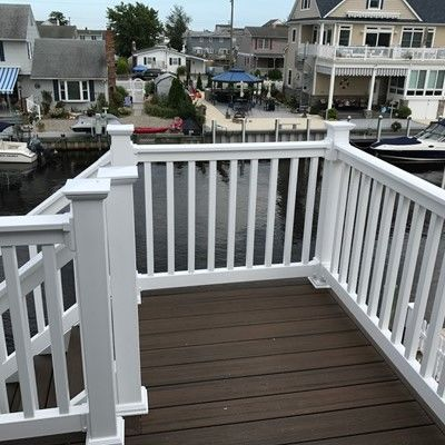 Bayville NJ Trex Deck - Picture 7472