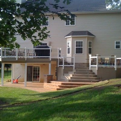 Central Jersey Deck - Picture 7563