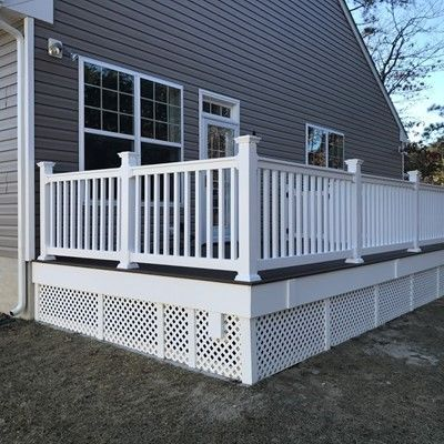 LITTLE EGG HARBOR TREX DECK - Picture 7579
