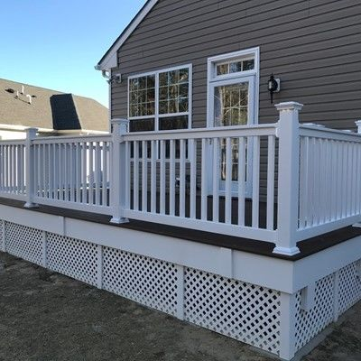 LITTLE EGG HARBOR TREX DECK - Picture 7580