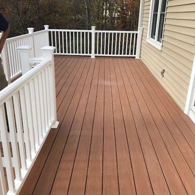 "Deck ""Azek Cypress"" - Picture 7704"
