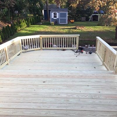 P/T Deck - Picture 7728