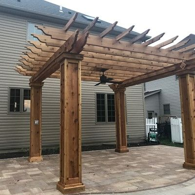 PERGOLA PROJECTS - Picture 7845