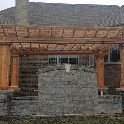 PERGOLA PROJECTS - Picture 7848
