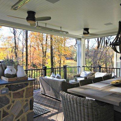 ProBuilt Construction, Inc. Highland, MD Decks - Picture 8020