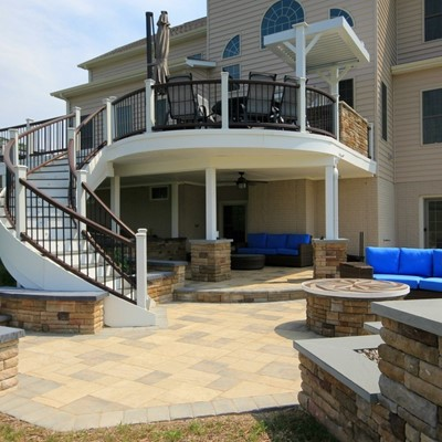 ProBuilt Construction, Inc. Highland, MD Decks - Picture 8025
