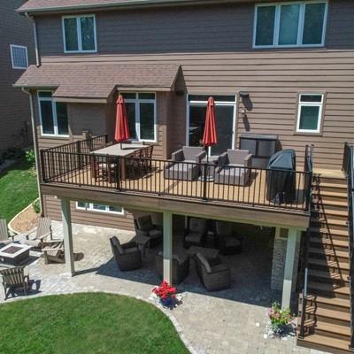 Better Builders Urbandale, IN Decks - Picture 8027