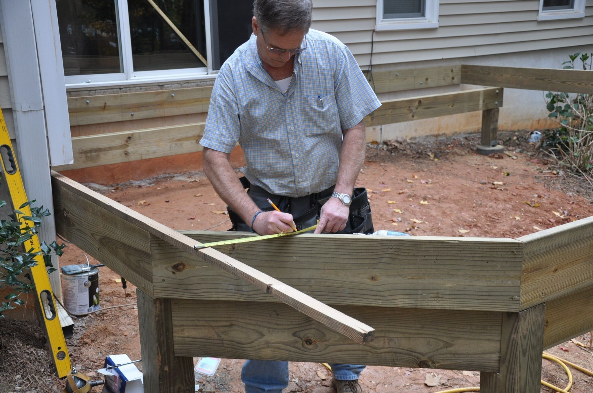 Deck joist sizing and spacing for Wood floor joist spacing