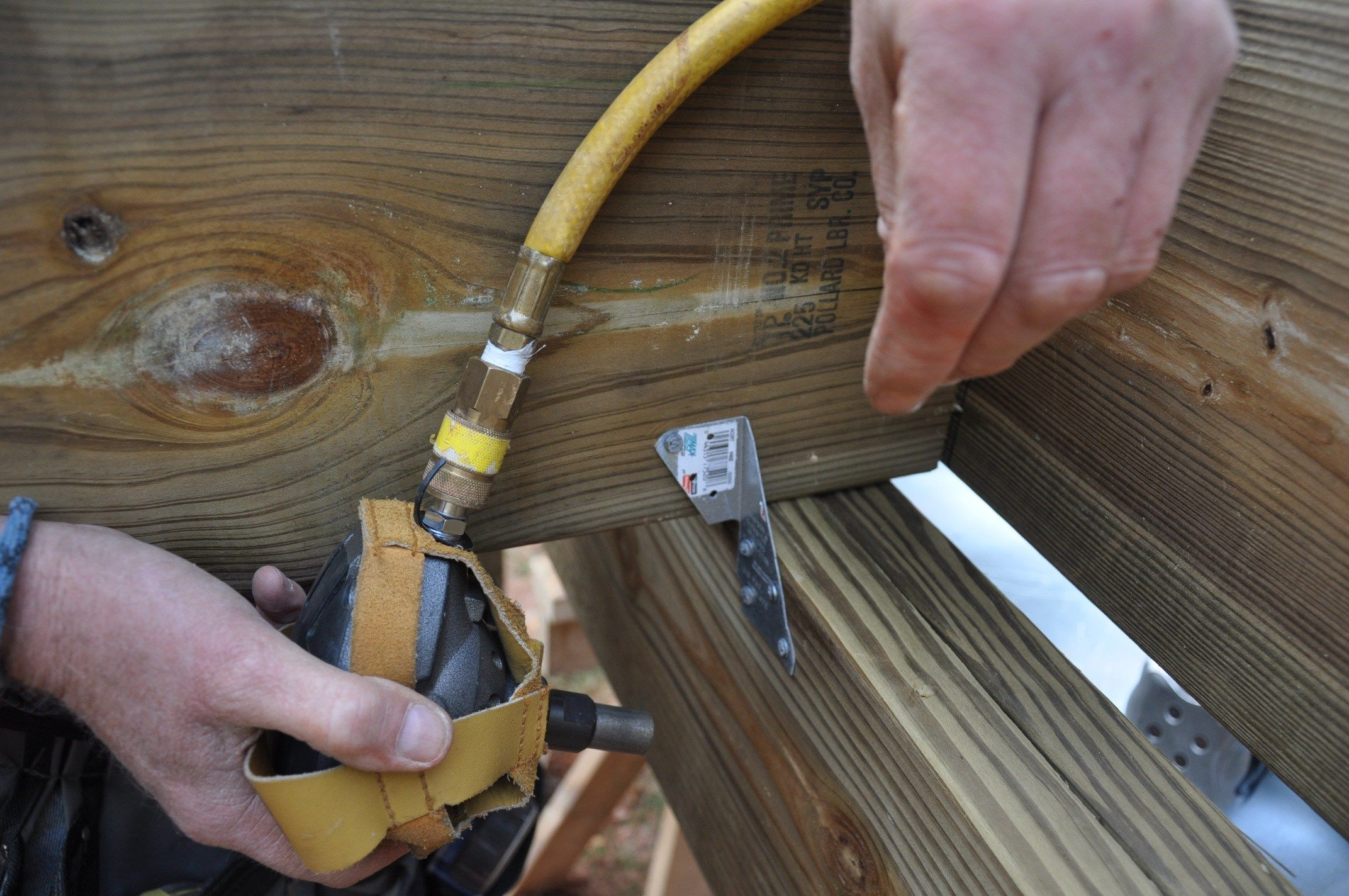 Deck Joist Sizing And Spacing Decks Com