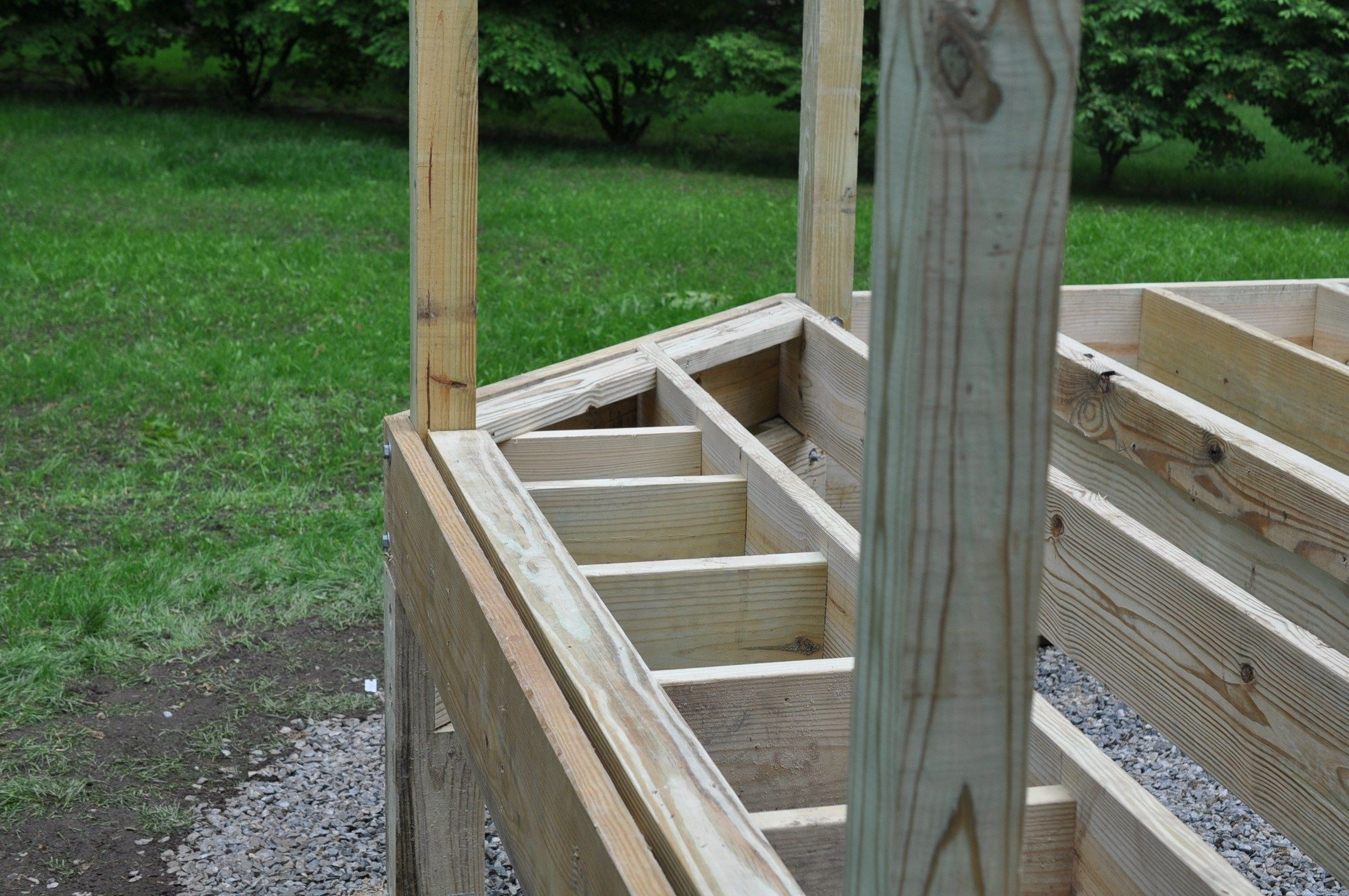 Decks Picture Frame Decking
