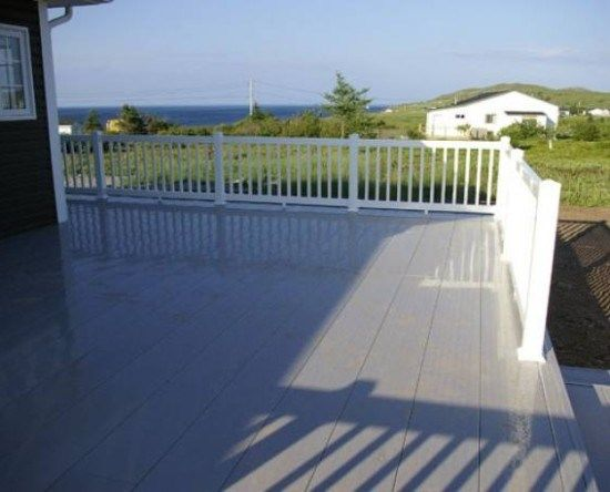 Presidio vinyl decking reviews - Vinyl railing reviews ...