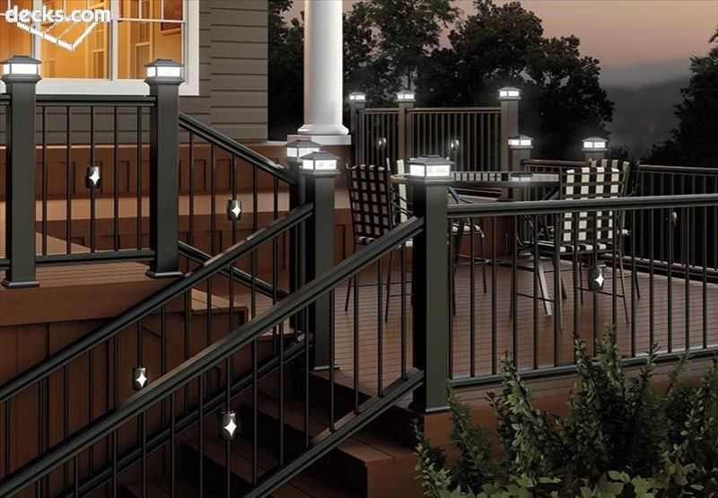 Decks Com Deck Railing Designs