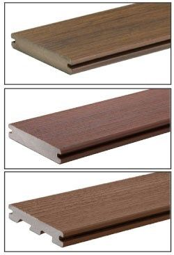 Capped composite decking for What is capped composite decking