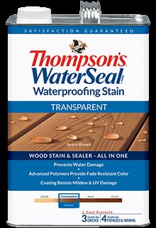 Decks Com Thompsons Deck Stain Reviews