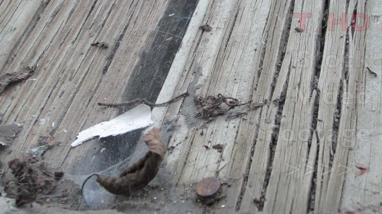 how to fix rotted wood deck