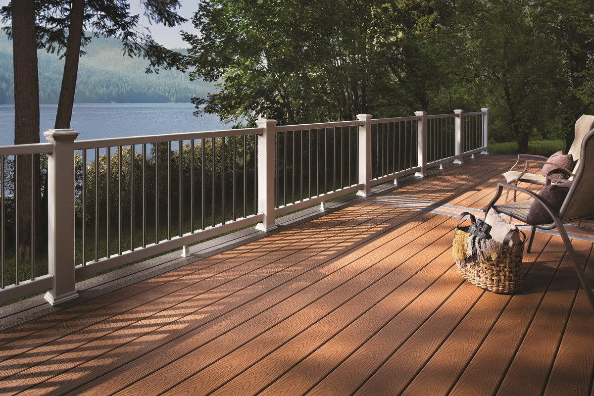 Picture of: Top 18 Deck Railing Ideas Designs Decks Com