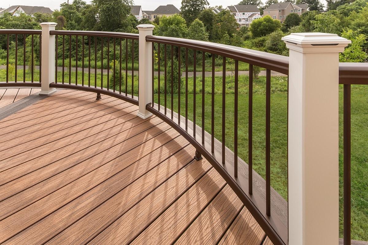 Top 18 Deck Railing Ideas & Designs   Decks.com